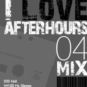 Johnny Haim // I Love Afterhours 04 MIX //