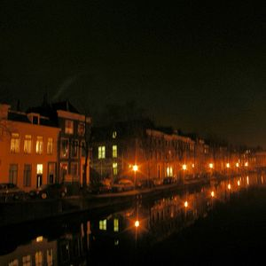 starlit canals