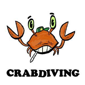 CrabDiving – Wed 012517 – Trump Executive Orders & Shitler Wants Wall!
