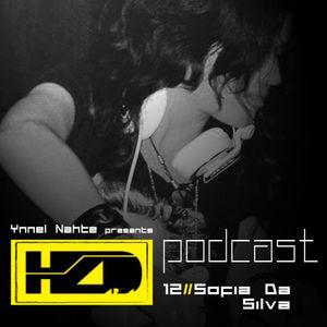 Hazardous Area Podcast 012 with Sofia Da Silva (06-2013)