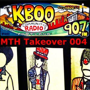 KBOO #Moombahton Takeover 004