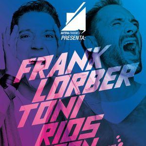 Toni Rios & Frank Lorber Live !! / Cocoon Recordings @ Antena Transmite - Light Club Mx - 17.08.2012