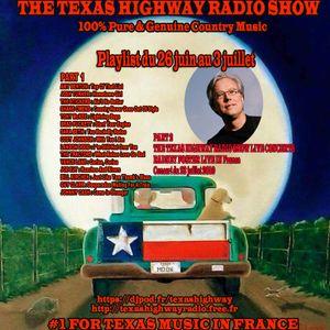 Texas Highway Radio Show 2016 N°27