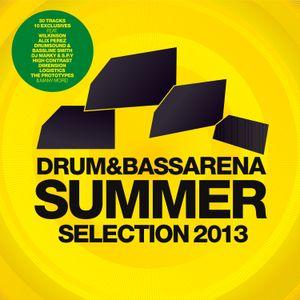 Hybrid Minds @ Drum&BassArena Summer Selection 2013 album launch