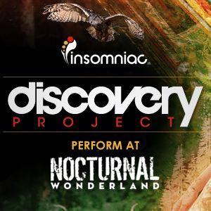 Insomniac Discovery Project: Nocturnal Wonderland - ENRG