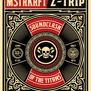 DJ Z-Trip - Soundclash Of The Titans