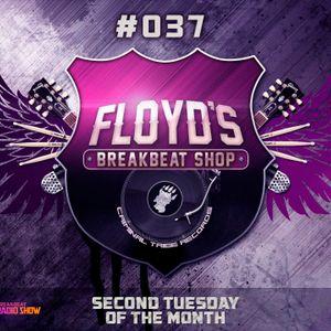 Floyd the Barber - Breakbeat Shop #037 (09.10.18) [no voice]