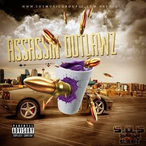 Assassin Outlawz Mixtape - SOS Music Group - Exclusivly via Soul Central Magazine