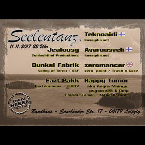 electronic-ego @ EHCTV: Seelentanz / 11.11.2017 / Bandhaus Leipzig
