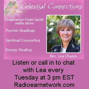 Heart of Joy Reiki - Carley Mattimore on Inspiration From Spirit Host Lea Chapin