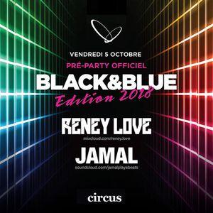Mixed by Reney Love & Jamal at Circus 05-10-2018