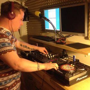 dj chris p first ever  hard dance demo