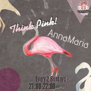 AnnaMaria sounds #9 for ritmoradio.com