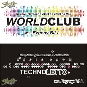 Evgeny BiLL - Techno Letto Podcast 022 (16-07-2012)