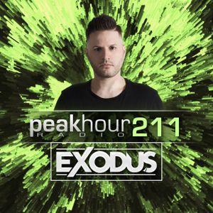Peakhour Radio #211 - Exodus (Aug 30th 2019)