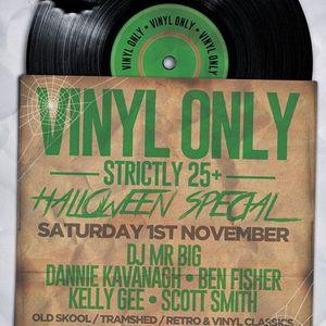 Mr_Big - Vinyl Only Set ( Sat 1st Nov )