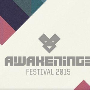 Ben Klock & Marcel Dettmann - Live at Awakenings 2015, Area X, Amsterdam - 28th June 2015