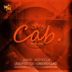 We Must Radio Show #46 - Open Cab Sessions - LondonGround - djset