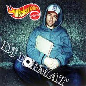 DJ Format - ILL BEHAVIOUR Radio Show 25/01/12