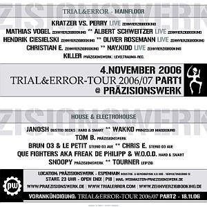 2006_11_04_Perry vs Kratzer @ PW Espenhain