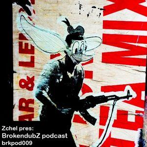 DJ Zchel - Brokendubz podcast009