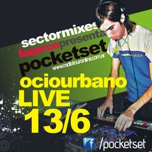 Faq Arce @Tour FM Ocio Urbano • 13/6/12 • Opening official of Pocketset 10th Edition