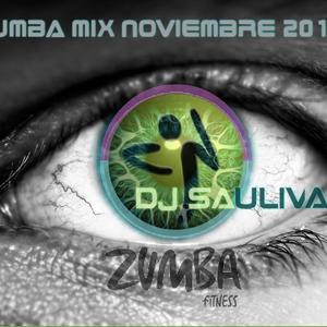 ZUMBA MIX NOVIEMBRE 2016 DEMO- DJSAULIVAN