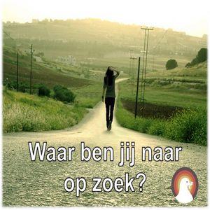 """""""Waar ben jij naar op zoek?"""" - Br. Dick van Steenis 1-3-2015"""