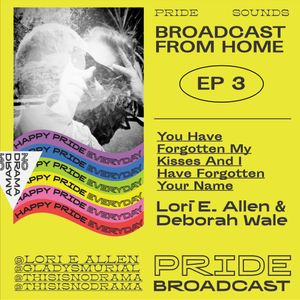 BFH EP '2 You have forgotten my kisses and I have forgotten your name - Lori E. Allen & Deborah Wale