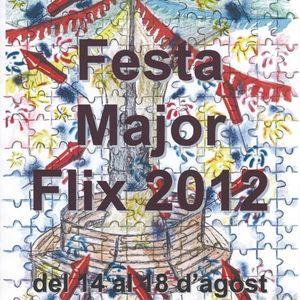 La Festa Major 2012 de Flix, ja té cartell.
