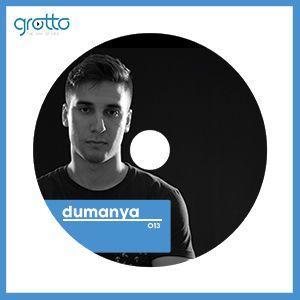 Grotto Podcast 013 Dumanya (HillsUp festival Edition)