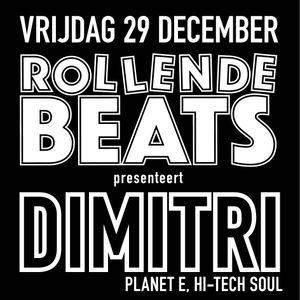 DJ Marque & Kosmo @ Rollende Beats 29-12-2017