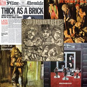 Jethro Tull - First Five [1968 to 1972]