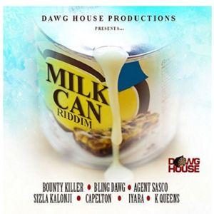 "Mr. Bruckshut - ""Milk Can Riddim (2017) Mix"""