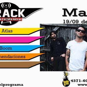 CRACK 19-09-17 en RADIO LEXIA