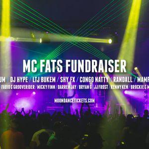 Bryan G - five alive - Dett - mc moose live at MC Fats Peace love & Unity Dance - October 10TH