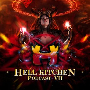 Hell Kitchen Podcast pt.7 (ENG) | 1st English Dark Drum & Bass podcast from Russia