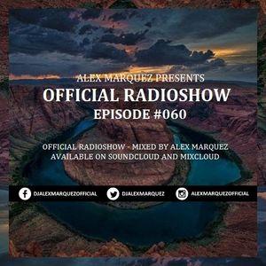 Alex Marquez @ Official RadioShow Episode #060