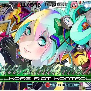 Allkore Riot Kontrol 03 livemix
