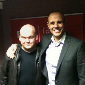 Craig K interview with BBC Wales presenter Jason Mohammad - Point FM 103.1