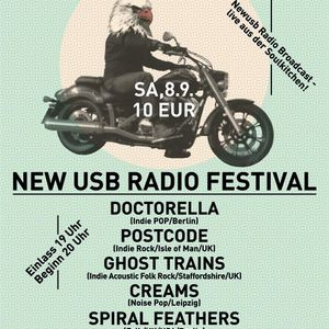 NewUSB Radiofestival - Interview