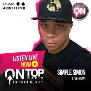 Ontopfm Radio show Monday  15.5.17