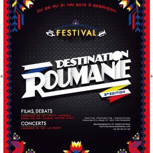 Destination Roumanie -MATEI VISNIEC