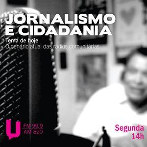 Programa Jornalismo e Cidadania - Tema: Rádios Comunitárias (Apresentação Karoline Fernandes)