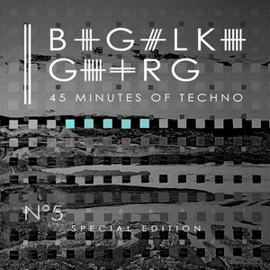 Georg Bigalke @ 45 Minutes Of Techno Podcast - Special Edition N°5