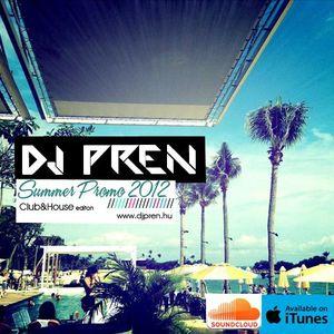 Dj Pren -  Summer Promo 2012