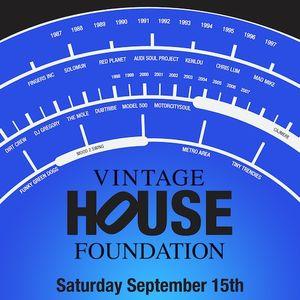 East Village Show (pt2) - 12.9.12 - Vintage House Foundation Special