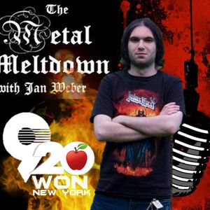 The Metal Meltdown with Ian Weber (Show from  8/14/16)