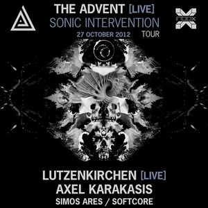 Softcore - Live At Inbox - The Advent Sonic Intervention Tour