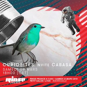 Curiosotés invite Cabasa - 09 Mars 2019
